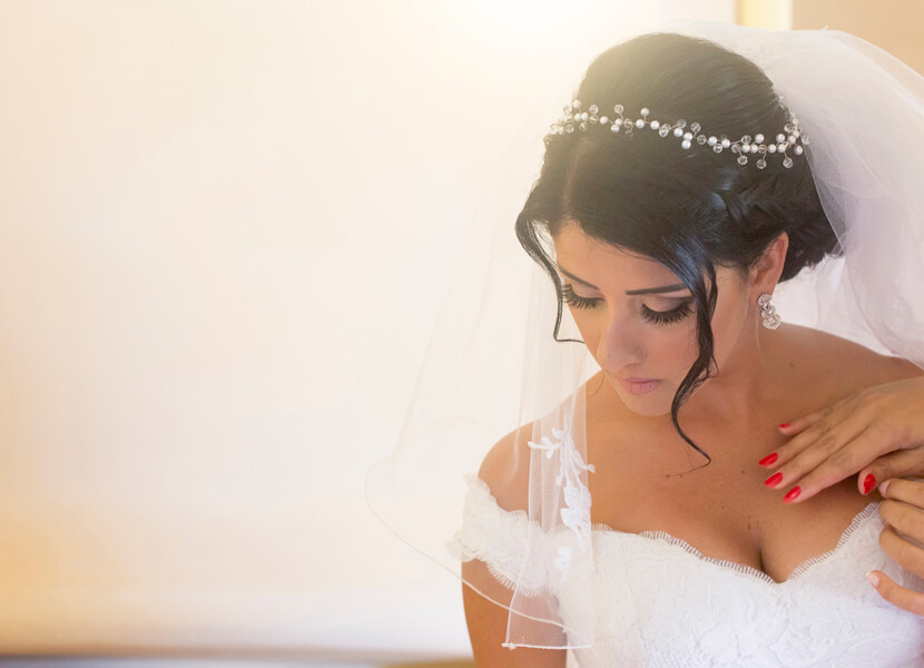 digital bridal photography