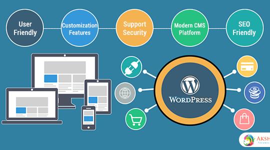 wordpress webdesign firm singapore