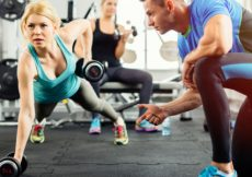 personal lifting trainer in los angeles