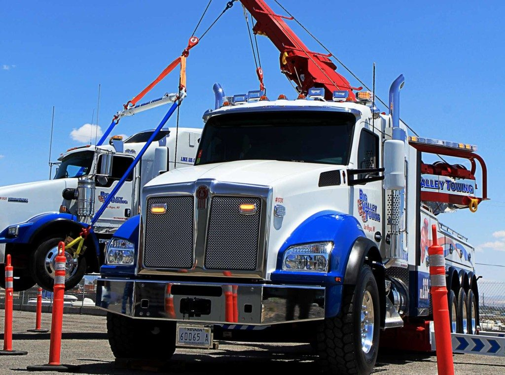 heavy duty towing homestead fl