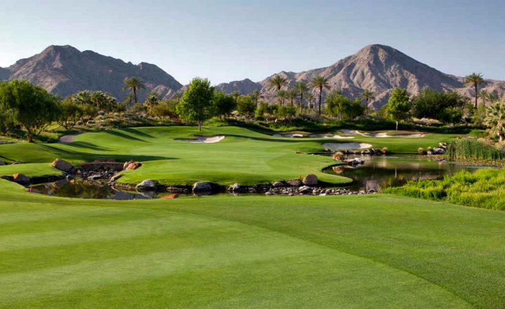 Palm Springs golf courses