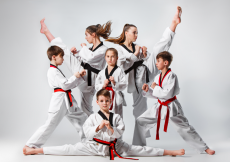 Taekwondo for Children