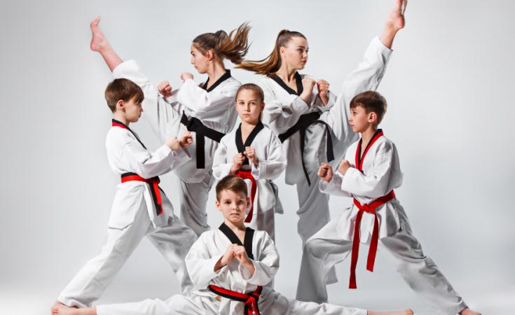 Taekwondo for Children