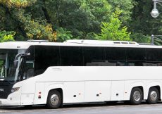 tour bus Scranton
